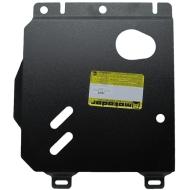 "Защита ""Motodor"" для радиатора, картера двигателя, ПДФ, КПП Jeep Grand Cherokee WK2 2010-2014. Артикул: 15205"