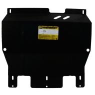 "Защита ""Motodor"" для радиатора Hyundai HD 35 2011-2020. Артикул: 20908"