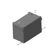 "Защита ""Motodor"" для аккумулятора Hyundai H100 Porter 2012-2020. Артикул: 20912"