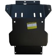 "Защита ""Motodor"" для радиатора Hino 300 XZU433, XZU423 2010-2011. Артикул: 23301"