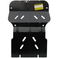 "Защита ""Motodor"" для радиатора Hino 300 XZU710, XZU720, XZU730 2011-2020. Артикул: 23302"