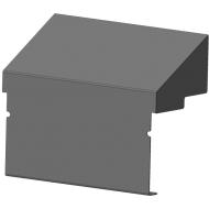"""Защита """"Motodor"""" для кожуха аккумулятора FAW Vita самосвал 6x4 2007-2020. Артикул: 23902"""