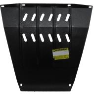 """Защита """"Motodor"""" для радиатора, двигателя, КПП BAW Fenix 1065 2006-2020. Артикул: 25702"""