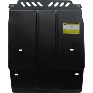 """Защита """"Motodor"""" для радиатора BAW Fenix 1044 2011-2020. Артикул: 25704"""