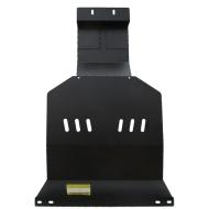 """Защита """"Motodor"""" для радиатора, картера Isuzu NPR 75A 2013-2020. Артикул: 26405"""
