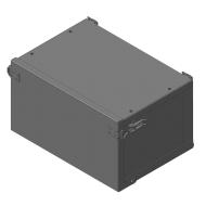 "Защита ""Motodor"" (кожух) для аккумулятора Isuzu NPR 75H 2011-2020. Артикул: 26410"