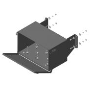 """Защита """"Motodor"""" для инструментального ящика Isuzu FVR 34 2013-2020. Артикул: 26415"""