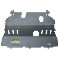 """Защита алюминиевая """"Motodor"""" для картера, КПП Mazda 3 II 2009-2013. Артикул: 31104"""