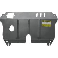 """Защита алюминиевая """"Motodor"""" для двигателя, КПП Lexus ES 250 2012-2020. Артикул: 332512"""