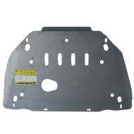 "Защита алюминиевая ""Motodor"" для картера, КПП Cadillac CTS II задний привод 2007-2013. Артикул: 33501"