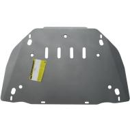 """Защита алюминиевая """"Motodor"""" для картера и КПП Cadillac CTS II 2007-2013. Артикул: 33504"""
