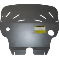 """Защита алюминиевая """"Motodor"""" для картера, КПП Mini Cooper 2007-2020. Артикул: 37001"""