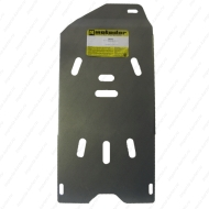 "Защита алюминиевая ""Motodor"" для КПП Infiniti G 35x 2006-2015. Артикул: 38003"