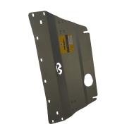 "Защита алюминиевая ""Motodor"" для картера Infiniti FX 35, 37, 50 2009-2012. Артикул: 38005"