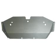 "Защита алюминиевая ""Motodor"" для радиатора, картера, КПП и РК Land Rover Range Rover III Vogue, West Minster, Supercharged 2009-2012. Артикул: 383202"