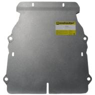 """Защита алюминиевая """"Motodor"""" для радиатора, двигателя, КПП, РК Land Rover Range Rover III Vogue, West Minster 2011-2012. Артикул: 383204"""