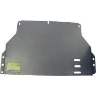"Защита алюминиевая ""Motodor"" для двигателя, КПП, РК Land Rover Range Rover Sport I HSE, Supercharged 2009-2013. Артикул: 383210"