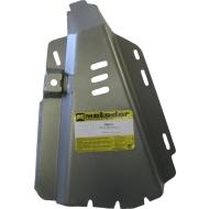 "Защита алюминиевая ""Motodor"" для компрессора пневмоподвески Land Rover Discovery III 2004-2009. Артикул: 383213"