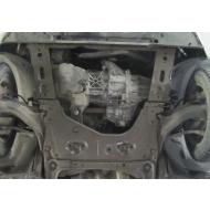 Защита АвтоСтандарт для картера и КПП Renault Megane II 2002-2009. Артикул: 51719