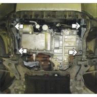 """Защита """"Motodor"""" для двигателя и КПП Ford Kuga II 2013-2020. Артикул: 60706"""