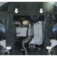 """Защита """"Motodor"""" для двигателя, КПП Chevrolet Cruze 2009-2020. Артикул: 63001"""