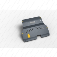 "Защита ""NLZ"" для картера Mazda CX-9 2007-2012. Артикул: NLZ.33.18.020 NEW"