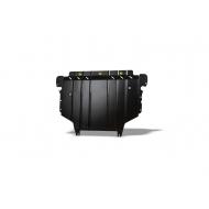 """Защита """"NLZ"""" для картера Audi A3 8V 2013-2016. Артикул: NLZ.45.11.030 NEW"""