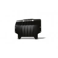 """Защита """"NLZ"""" для картера Kia Sportage III 2010-2015. Артикул: NLZ.20.34.030 NEW"""