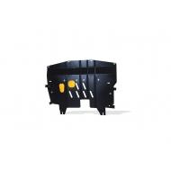 "Защита ""NLZ"" для картера Kia Soul II 2014-2019. Артикул: NLZ.25.41.030 NEW"