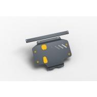"Защита ""NLZ"" для картера Hond Jazz II 2008-2020. Артикул: NLZ.18.05.020 NEW"