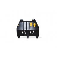 "Защита ""NLZ"" для картера Peugeot Partner II (Tepee) 2012-2012. Артикул: NLZ.38.16.030 NEW"