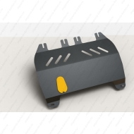 """Защита """"NLZ"""" для картера Fiat 500 2008-2020. Артикул: NLZ.15.12.020 NEW"""