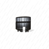 """Защита """"NLZ"""" для картера Hyundai Tucson 2015-2020. Артикул: NLZ.20.48.020 NEW"""