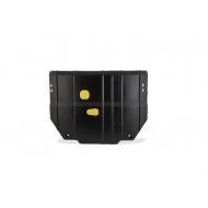 "Защита ""NLZ"" для картера Ford Tourneo Custom 2013-2020. Артикул: NLZ.16.33.030 NEW"
