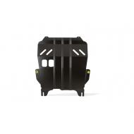 """Защита """"NLZ"""" для картера Nissan Almera G15 2013-2020. Артикул: NLZ.41.16.030 NEW"""
