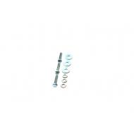 "Защита алюминиевая ""NLZ"" для радиатора Kia Mohave 2009-2020. Артикул: NLZ.25.28.330A NEW"