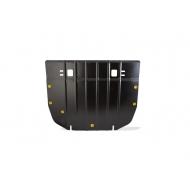 "Защита ""NLZ"" для картера Honda CR-V IV 2012-2015. Артикул: NLZ.18.18.030 NEW"