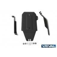 """Защита """"Rival"""" для редуктора Haval F7x 2019-2020. Артикул: 111.9419.1"""