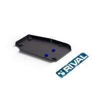 "Защита ""Rival"" для топливного бака Honda CR-V IV 2012-2017. Артикул: 111.2129.1"