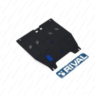 "Защита ""Rival"" для картера и КПП Chevrolet Epica 2006-2012. Артикул: 111.1003.1"