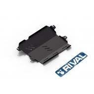 """Защита """"Rival"""" для картера и КПП Cadillac SRX II 2010-2016. Артикул: 111.0805.1"""