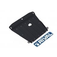 "Защита ""Rival"" для картера Audi A4 B6 2001-2005. Артикул: 111.5813.1"
