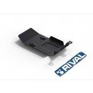 """Защита """"Rival"""" для редуктора Haval H2 МКПП 4WD 2014-2020. Артикул: 111.9403.1"""