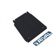 """Защита """"Rival"""" для КПП Genesis G90 4WD 2016-2020. Артикул: 111.2355.1"""
