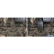 """Защита """"Rival"""" для редуктора Haval H6 4WD 2014-2020. Артикул: 111.9406.1"""