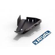 """Защита """"Rival"""" для компрессора пневмоподвески Land Rover Range Rover Sport I 2005-2013. Артикул: 111.3124.1"""