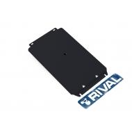 """Защита """"Rival"""" для КПП Nissan NP 300 2008-2015. Артикул: 111.4126.1"""
