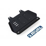 """Защита """"Rival"""" для РК Isuzu D-Max II 2012-2020. Артикул: 111.9104.1"""