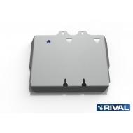 "Защита алюминиевая ""Rival"" для РК Land Rover Range Rover III 2001-2012. Артикул: 333.3108.1"