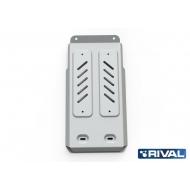 """Защита алюминиевая """"Rival"""" для КПП Lexus IS 250 2013-2016. Артикул: 333.3210.1"""